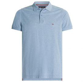 Tommy Hilfiger Ανδρική κοντομάνικη μπλούζα polo